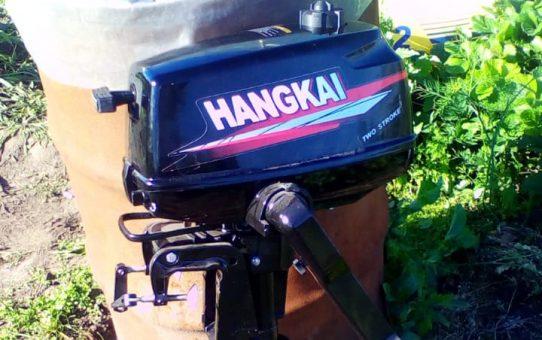 Первый старт HANGKAI 4.0