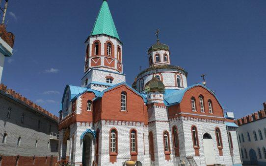 Свято-Никольский монастырь (с. Могочино)