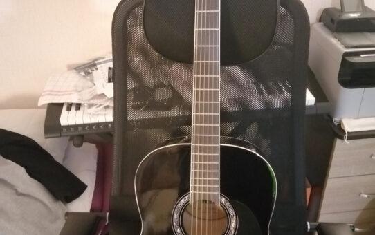 Veston F-38 аутентичная китайская гитара