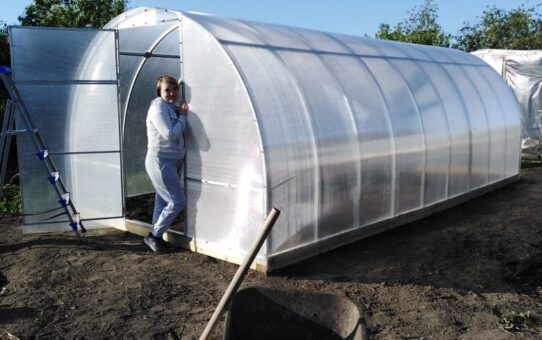 Начало сезонных работ на новом огороде
