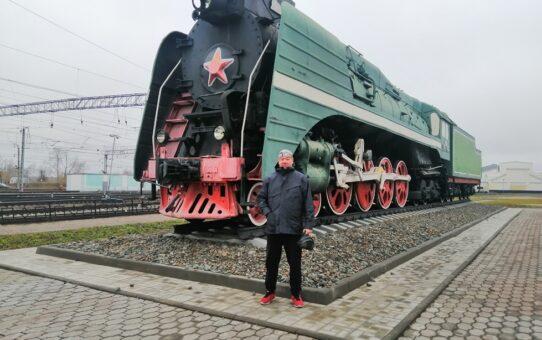 Поездка в Новосибирск по железной дороге