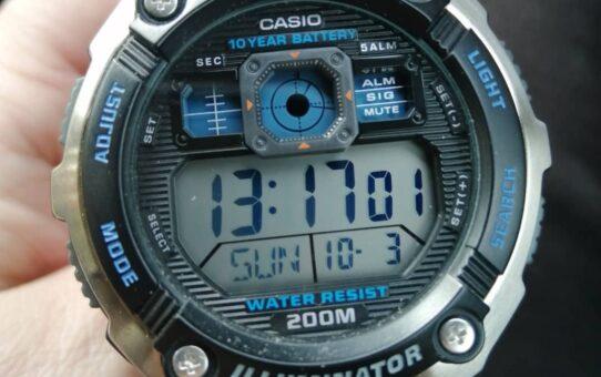 CASIO AE-2000W